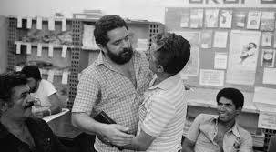 felix-e-lula-foto-2 Felix Guattari entrevista Lula (1982) Livros Entrevista