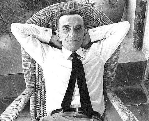 joão-cabral-de-melo-neto-escritor Os cem anos do autor de Morte e Vida Severina Clássicos