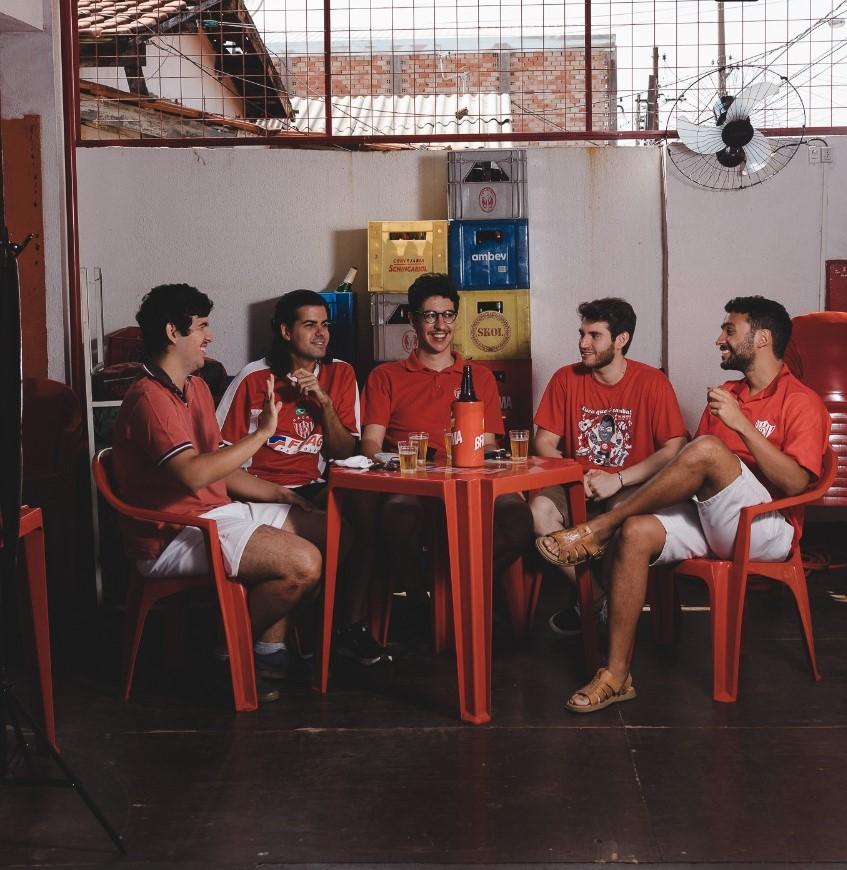 Música  Os-Ultimos-Escolhidos-do-Futebol-Credito-Eric-Solon-2 Os Últimos Escolhidos do Futebol une rock e brasilidade